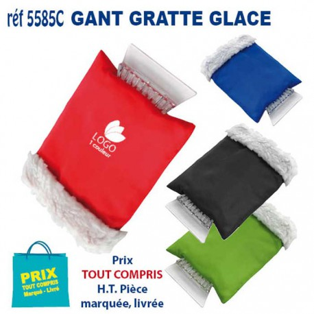 GANT GRATTE GLACE REF 5585C 5585C TOUT POUR L'AUTO OBJETS PUBLICITAIRES  1,75€
