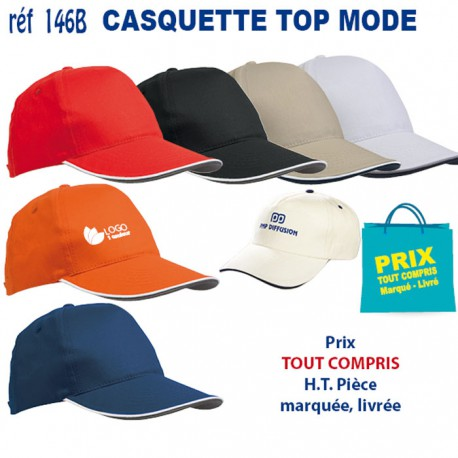 CASQUETTE TOP MODE REF146B 146B CASQUETTES ADULTES 1,81 €