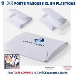PORTE MASQUES XL EN PLASTIQUE REF 100-33 100-33 PROTECTION PREVENTION 1,70 €