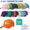 CASQUETTE LOOK REF 9403 9403 CASQUETTES ADULTES 1,95 €
