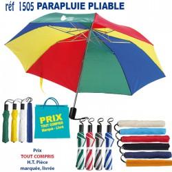 PARAPLUIE PLIABLE REF 1505
