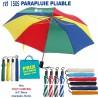 PARAPLUIE PLIABLE REF 1505 1505 PARAPLUIE PLIABLE 3,75 €