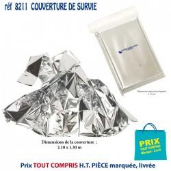 COUVERTURE DE SURVIE REF 8211 8211 VOYAGE 1,74 €