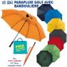 PARAPLUIE GOLF AVEC BANDOULIERE REF 8041 8041 PARAPLUIE MANCHE DROIT 6,12 €