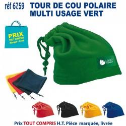 TOUR DE COU POLAIRE MULTI USAGE REF 6759 6759 BONNETS 2,44 €