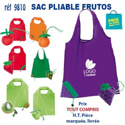 SAC PLIABLE FRUTOS REF 9810