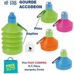 GOURDE ACCORDEON REF 5765 5765 GOURDES 1,24 €