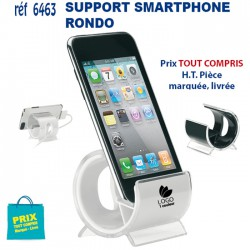 SUPPORT SMARTPHONE RONDO REF6463 6463 Support téléphone 0,97 €