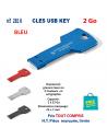 CLES USB REF 285K KEY 2 Go 285 K KEY 2 Go CLES USB PUBLICITAIRES  4,37€