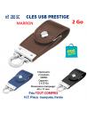 CLES USB REF 285 SC PRESTIGE 2 Go 285 SC 2 Go CLES USB PUBLICITAIRES  4,50€