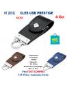 CLES USB REF 285 SC PRESTIGE 4 Go 285 SC 4 Go CLES USB PUBLICITAIRES  4,54€