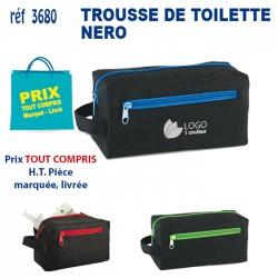 TROUSSE DE TOILETTE NERO REF 3680 3680 TROUSSE DE TOILETTE 2,18 €