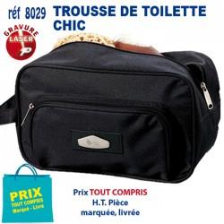 TROUSSE DE TOILETTE CHIC REF 8029 8029 TROUSSE DE TOILETTE 3,33 €
