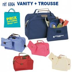 VANITY + TROUSSE 6904 TROUSSE DE TOILETTE 3,48 €