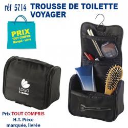 TROUSSE DE TOILETTE VOYAGER 5714 TROUSSE DE TOILETTE 4,13 €