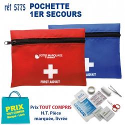 POCHETTE 1ER SECOURS 5775 KIT 1ER SECOURS 1,47 €