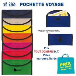 POCHETTE VOYAGE 9264 POCHETTE - PORTE ETIQUETTE BAGAGE 0,84 €