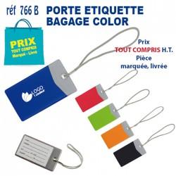 PORTE ETIQUETTE BAGAGE COLOR 766B POCHETTE - PORTE ETIQUETTE BAGAGE 0,80 €