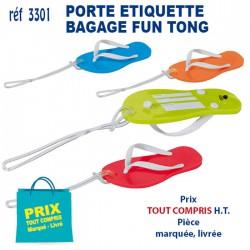 PORTE ETIQUETTE BAGAGE FUN TONG 3301 POCHETTE - PORTE ETIQUETTE BAGAGE 0,88 €