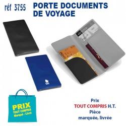 PORTE DOCUMENTS DE VOYAGE 3755 POCHETTE - PORTE ETIQUETTE BAGAGE 1,67 €