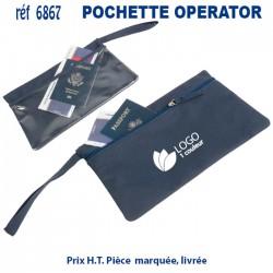 POCHETTE OPERATOR 6867 POCHETTE - PORTE ETIQUETTE BAGAGE 2,48 €