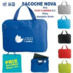 SACOCHE NOVA REF 6438 6438 SACOCHES - PORTE DOCUMENTS 3,67 €