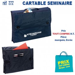 CARTABLE SEMINAIRE REF 777 777 SACOCHES - PORTE DOCUMENTS 2,62 €