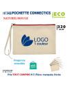 POCHETTE CONNECTICS REF 3488 3488 POCHETTE - PORTE ETIQUETTE BAGAGE  2,98€