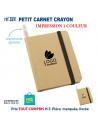 PETIT CARNET CRAYON REF 3891 3891 Carnet personnalisé  1,82€