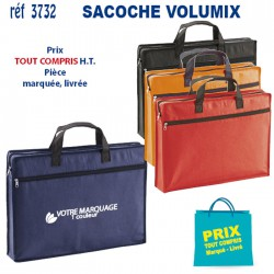 SACOCHE VOLUMIX REF 3732 3732 SACOCHES - PORTE DOCUMENTS 1,69 €