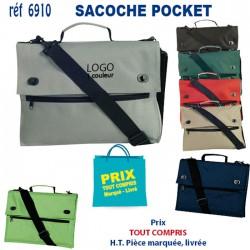 SACOCHE POCKET REF 6910