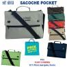 SACOCHE POCKET REF 6910 6910 SACOCHES - PORTE DOCUMENTS 3,96 €