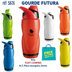 GOURDE FUTURA REF 5676 5676 GOURDES 2,66 €