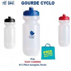 GOURDE CYCLO REF 6441 6441 GOURDES 2,09 €