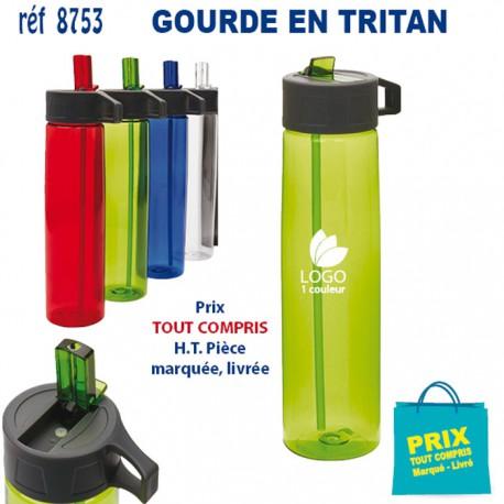 GOURDE EN TRITAN REF 8753 8753 GOURDES 6,30 €