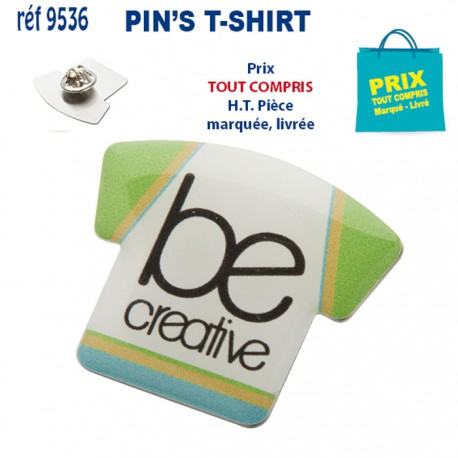 PIN S T SHIRT REF 9536 9536 SUPPORTERS 0,60 €