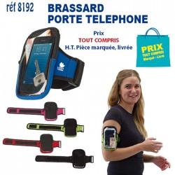 BRASSARD PORTE TELEPHONE REF 8192 8192 RUNNING - MARCHE - MARATHON 2,14 €