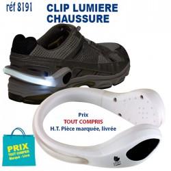 CLIP LUMIERE CHAUSSURE REF 8191 8191 RUNNING - MARCHE - MARATHON 2,05 €