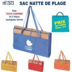 SAC NATTE DE PLAGE REF 7573 7573 LOISIRS - PLAGE 0,60 €