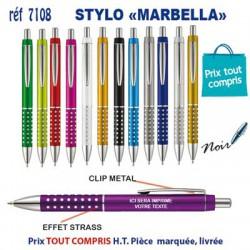 STYLO MARBELLA REF 7108