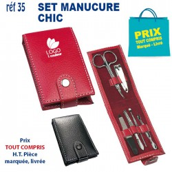 SET MANUCURE CHIC REF 35