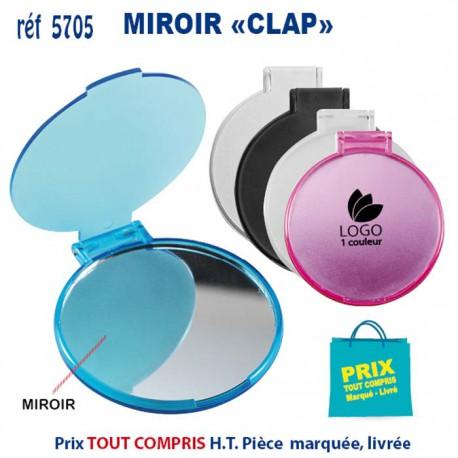 MIROIR CLAP REF 5705 5705 MIROIRS 0,34 €
