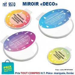 MIROIR DECO REF 9510 9510 MIROIRS 0,58 €