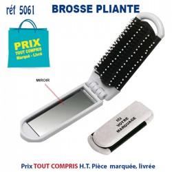 BROSSE PLIANTE REF 5061 5061 DIVERS : BROSSES - PEIGNES - VAPORISATEURS 0,75 €