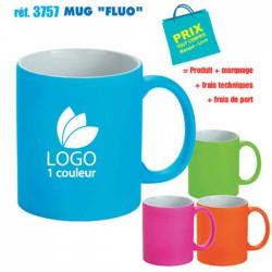 MUG FLUO REF 3757 3757 MUGS 3,17 €