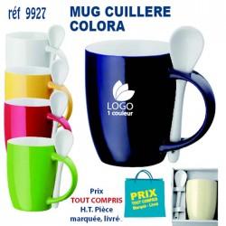 MUG CUILLERE COLORA REF 9927 9927 MUGS 2,57 €