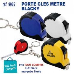PORTE CLES METRE BLACKY REF 9965 9965 PORTE CLES PLASTIQUE 0,69 €