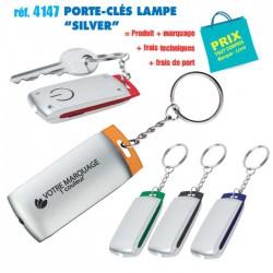PORTE CLES LAMPE SILVER REF 4147 4147 PORTE CLES PLASTIQUE 0,73 €