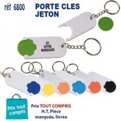 PORTE CLES JETON REF 6800