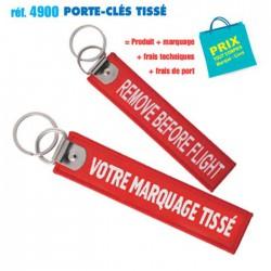 PORTE CLES TISSE REF 4900